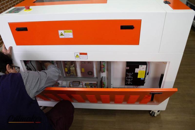 Assistência técnica maquina a laser
