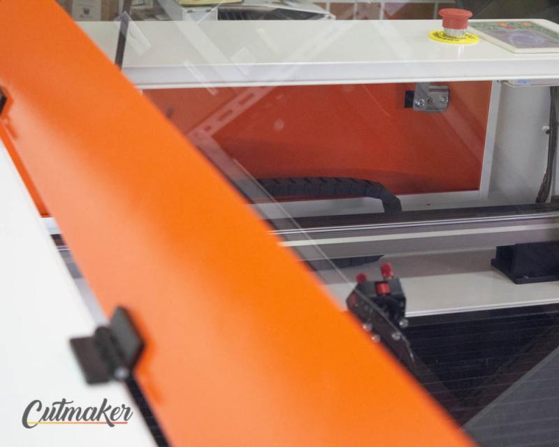 Maquina de corte laser acrílico