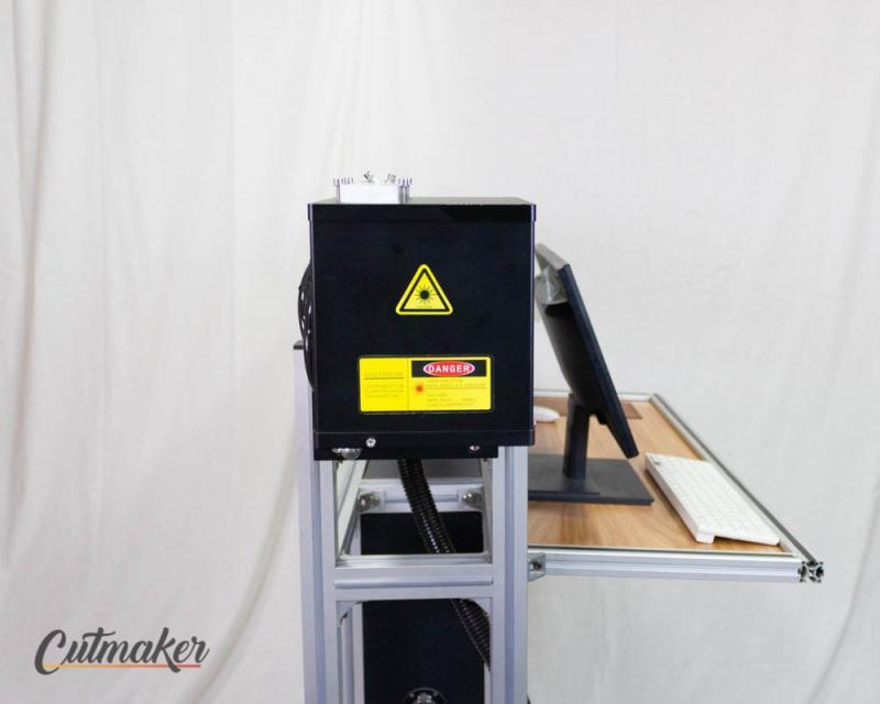 Maquina de corte a laser para tecido