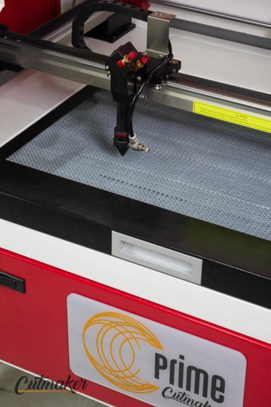 Máquina a laser co2