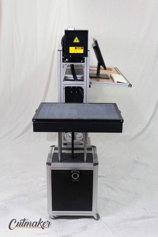 Maquina laser galvo