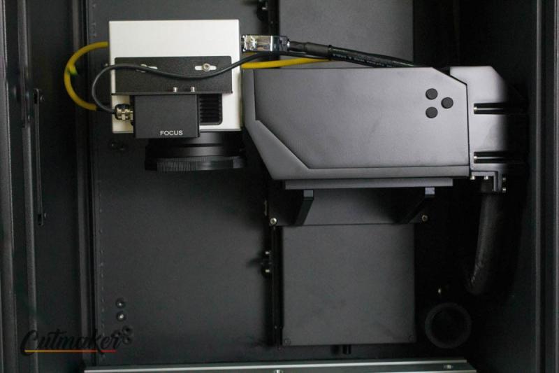 Máquina de marcação a laser