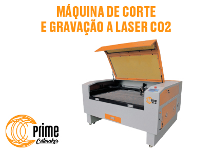 Máquina de Corte e Gravação a Laser CO2
