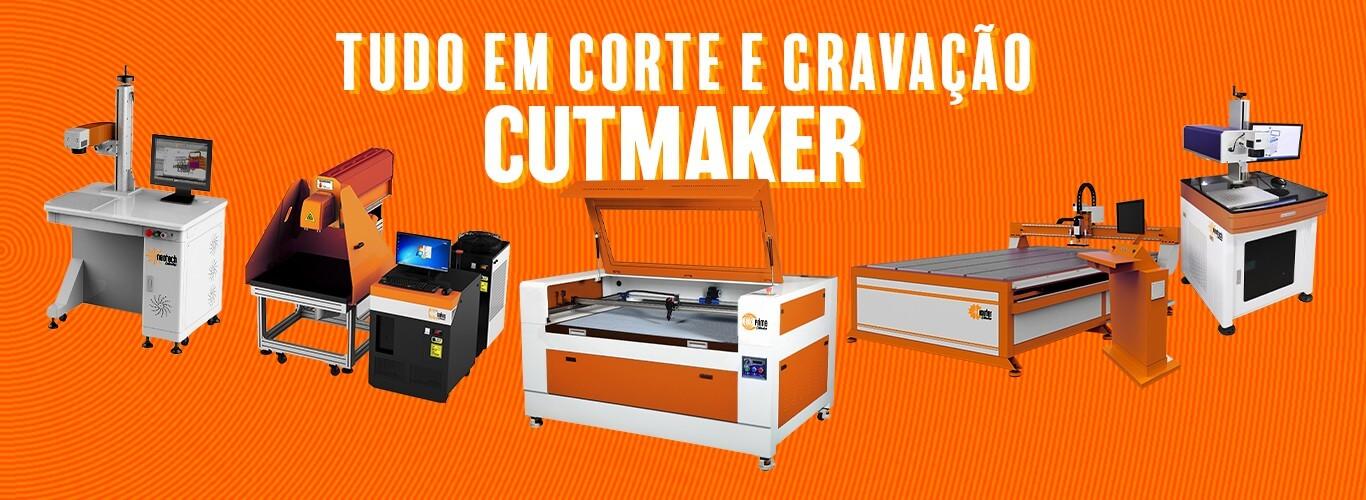 Linha completa de máquinas para corte a laser - Veja nosso catálogos