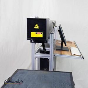 Gravadora em madeira a laser