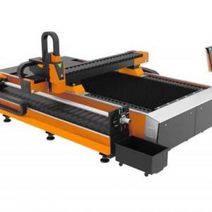 Maquina de corte a laser industrial